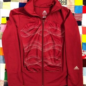 Adidas Zip up Jacket🍂